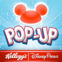 Kellogg's Pop-Up Adventures featuring Disney Parks